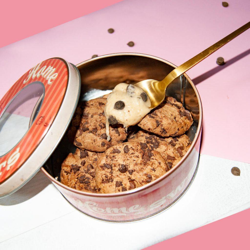Die beliebteste Keksteigsorte: Chocolate Chip Cookie Dough