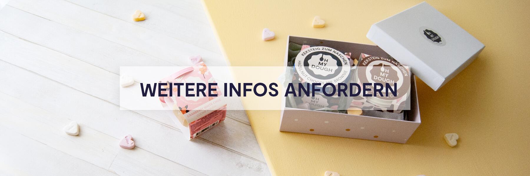 Button Infos anfordern